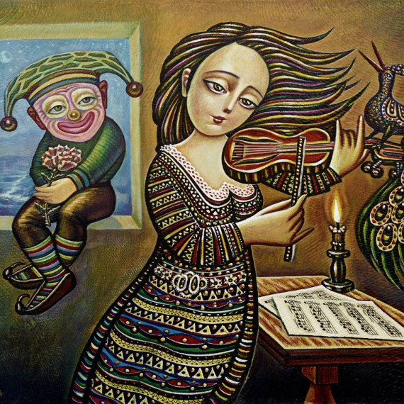 Sevada Grigoryan Evening Melody
